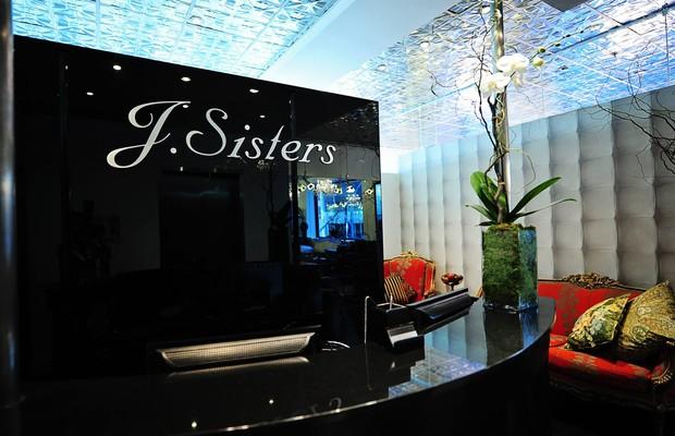 Salão J Sisters é favorito de diversas famosas (Foto: Divulgação)
