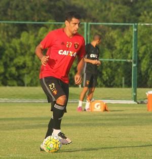 Diego Souza Sport (Foto: Williams Aguiar/Sport Club do Recife)