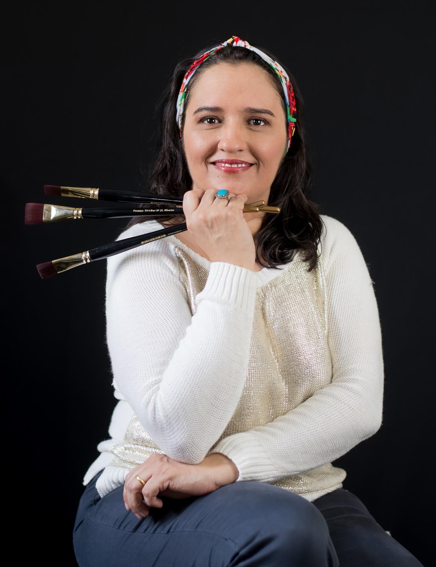 Luciana Severo (Foto: Divulgação)