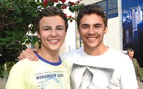 Irmão mais velho de Miguel Roncato, Fernando também está em Passione