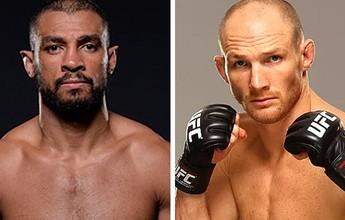 Roan Jucão luta contra Ryan LaFlare pelo UFC 208, no dia 11 de fevereiro