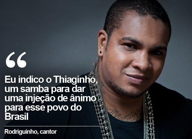 Rodriguinho cartela (Foto: Divulgação)