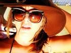 Giovanna Lancellotti posta foto de biquíni e ganha elogios: 'Musa'