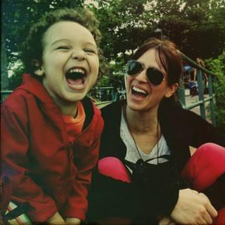 Larissa e Valentim  (Foto: Arquivo pessoal)