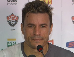 Michel - Vit&#243;ria (Foto: Reprodu&#231;&#227;o / TV Bahia)