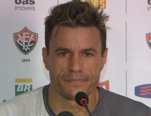 Michel - Vitória (Foto: Reprodução / TV Bahia)