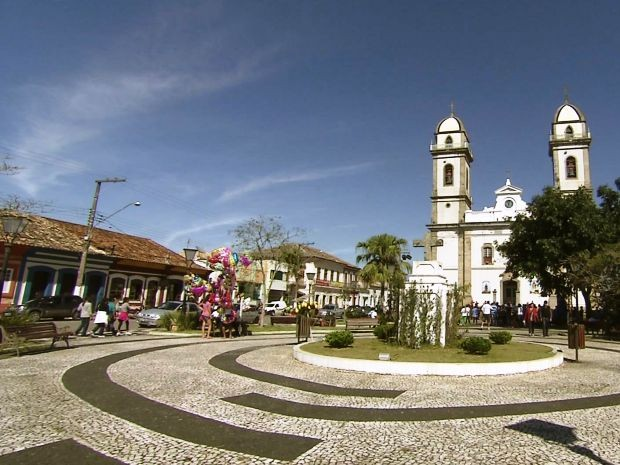 Cidade do Vale do Ribeira completa 476 anos (Foto: Reprodução/TV Tribuna)