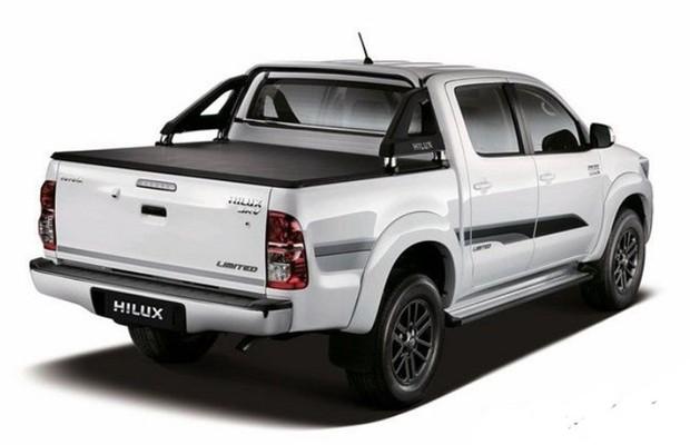 Toyota Hilux 3.0 4X4 CD Limited Edition (Foto: Divulgação)