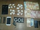 Adolescente é apreendido e três homens são presos por tráfico em RO