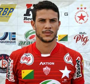 Kellysson Matehus, 19 anos, Rio Branco-AC (Foto: Duaine Rodrigues)