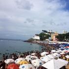 G1 lista opções de praia para todos os gostos (Valma Silva/G1)