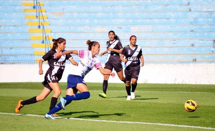 São José futebol feminino x Mixto Campeonato Brasileiro (Foto: Danilo Sardinha/GloboEsporte.com)