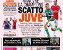 Gabriel Jesus é capa de jornal após proposta do Juventus de até € 20 mi