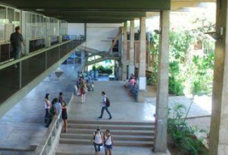 Faculdade de Arquitetura em Salvador (Foto:  Rodrigo Baeta)
