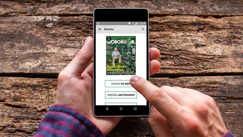 app-globo-rural (Foto: Globo Rural)