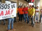 Autoescolas realizam protesto em frente à sede da Ciretran em Santarém