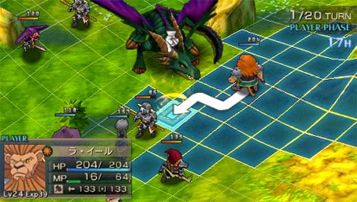 Jeanne DArc é um dos melhores jogos do PSP (Foto: Divulgação)