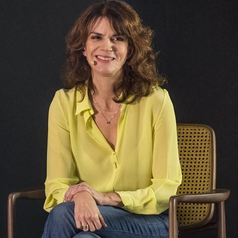 Lícia Manzo (Foto: João Cotta/ TV Globo)