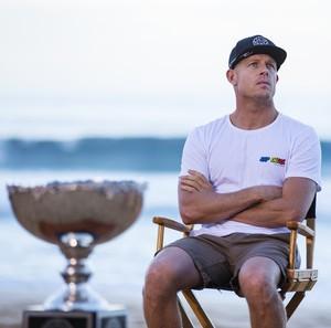 Mick Fanning em Pipeline, no Havaí (Foto: WSL / Kirstin Scholtz)