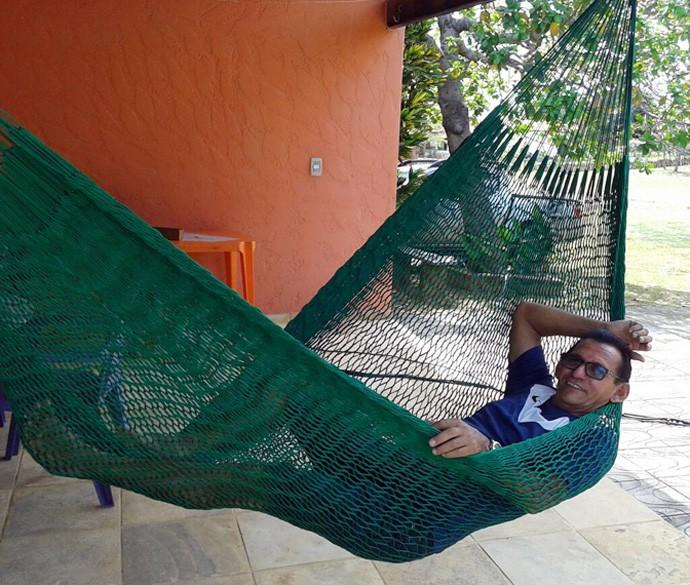 Bernardo Fontinele em Caraúbas-PI (Foto: Arquivo pessoal)