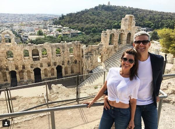 Flávia Alessandra e Otaviano Costa (Foto: Reprodução / Instagram)