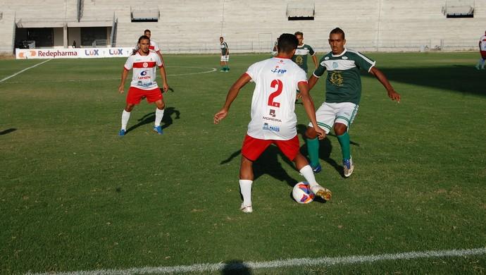 Picuiense x Esporte de Patos (Foto: Silas Batista/GloboEsporte.com/pb)