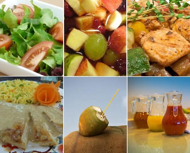 Saiba o que comer para não fazer feio no dia do casamento! (Foto: Banco de Imagens)