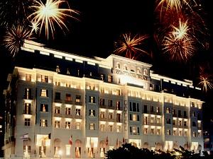 Tradicional revéillon do Copacabana Palace é recordista de preço: entradas custam até R$3.630. (Foto: Divulgação)
