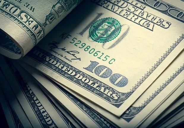 Dólar ; câmbio ; dólares ; mercado ; produção industrial nos EUA ;  (Foto: Dreamstime)