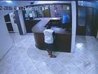Recepcionista dá soco em suspeito e evita assalto a hotel em Ribeirão; veja