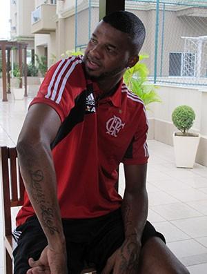 Entrevista Felipe Flamengo (Foto: Richard Souza)