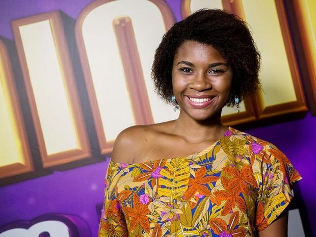 Ester Freitas cantora de Campos dos Goytacazes (Foto: Divulgação)