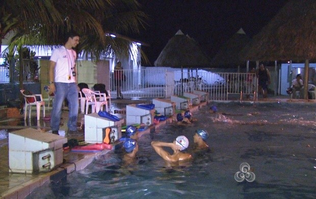 Técnico de Roraima é contratado para integrar equipe de natação de César Cielo (Foto: Bom Dia Amazônia)