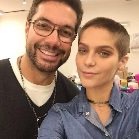 Fernando Torquatto e Isabella Santoni (Foto: Reprodução)