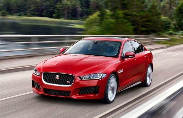 Jaguar XE (Foto: Divulgação)