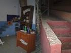 Moradores reclamam de ginásio de esportes abandonado em Itariri, SP