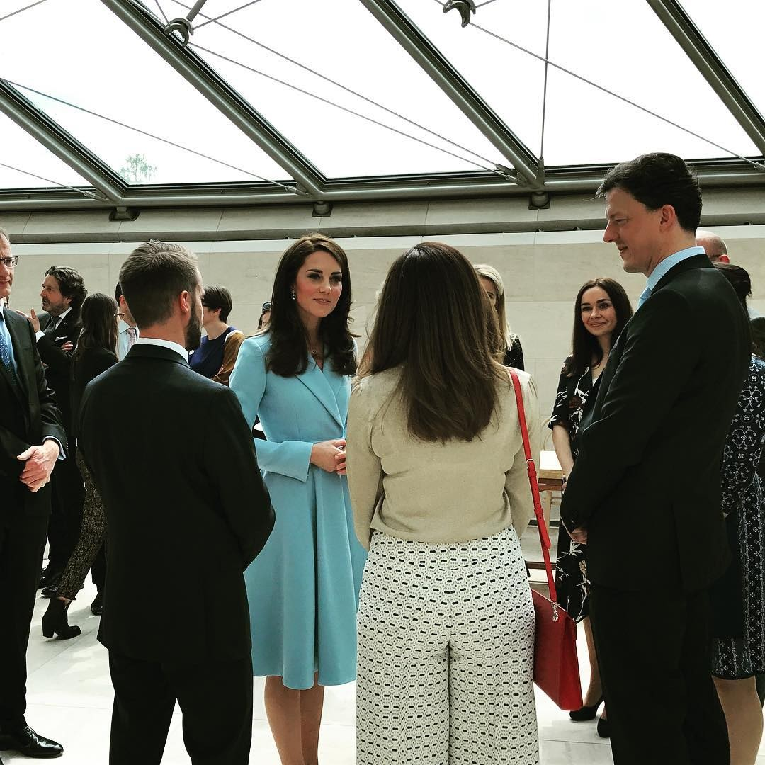 Kate Middleton (Foto: Reprodução/ Instagram)