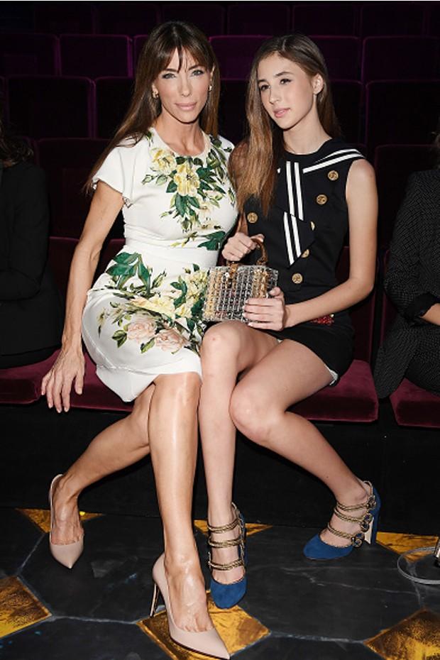 Jennifer e Scarlet Stallone (Foto: Getty Images)