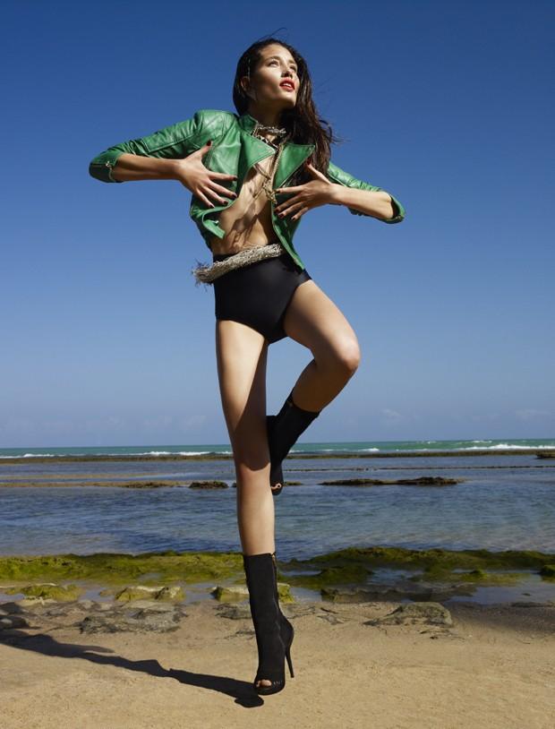 (Foto: Arquivo Vogue)