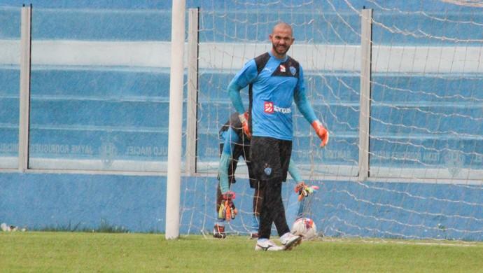 Goleiro Marcão  (Foto: Fernando Torres/Ascom Paysandu)