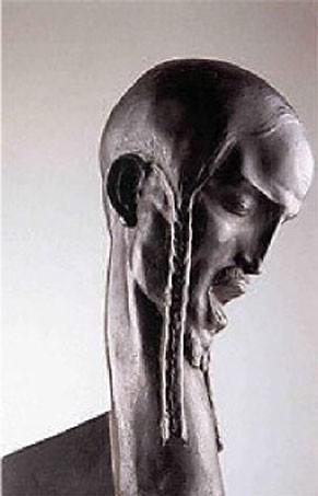 Victor Brecheret - Cabeça de Cristo (Foto: Divulgação)