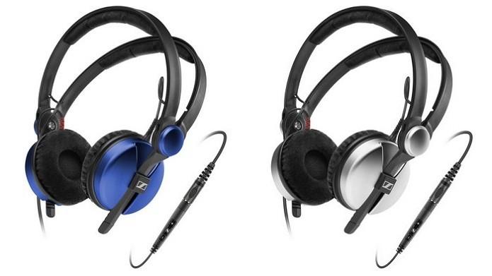 Amperior está disponível nas cores prata e azul (Foto: Divulgação/Sennheiser)