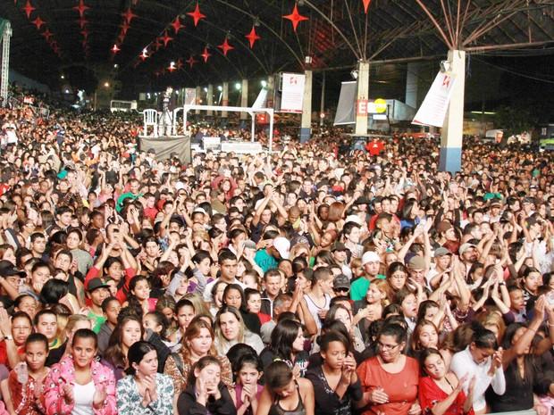 Dia do trabalho terá shows na avenida do Povo nesta quarta-feira (1º) (Foto: Divulgação/Sindicato dos Metalúrgicos)