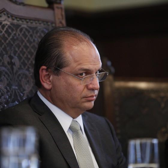 O ministro da saúde Ricardo Barros (Foto: Edilson Dantas / Agência O Globo)