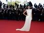 Taís Araújo brilha em Cannes: 'Demorei duas horas para me arrumar'