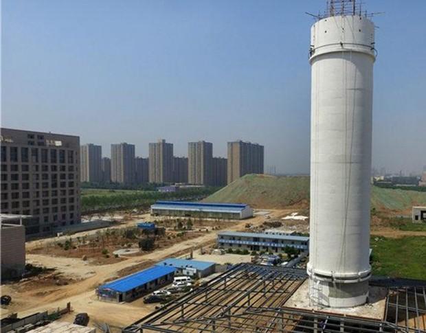 China constrói maior purificador de ar do mundo (Foto: Divulgação)
