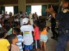 Aldeia indígena é a 1ª de RO a receber programa de combate às drogas