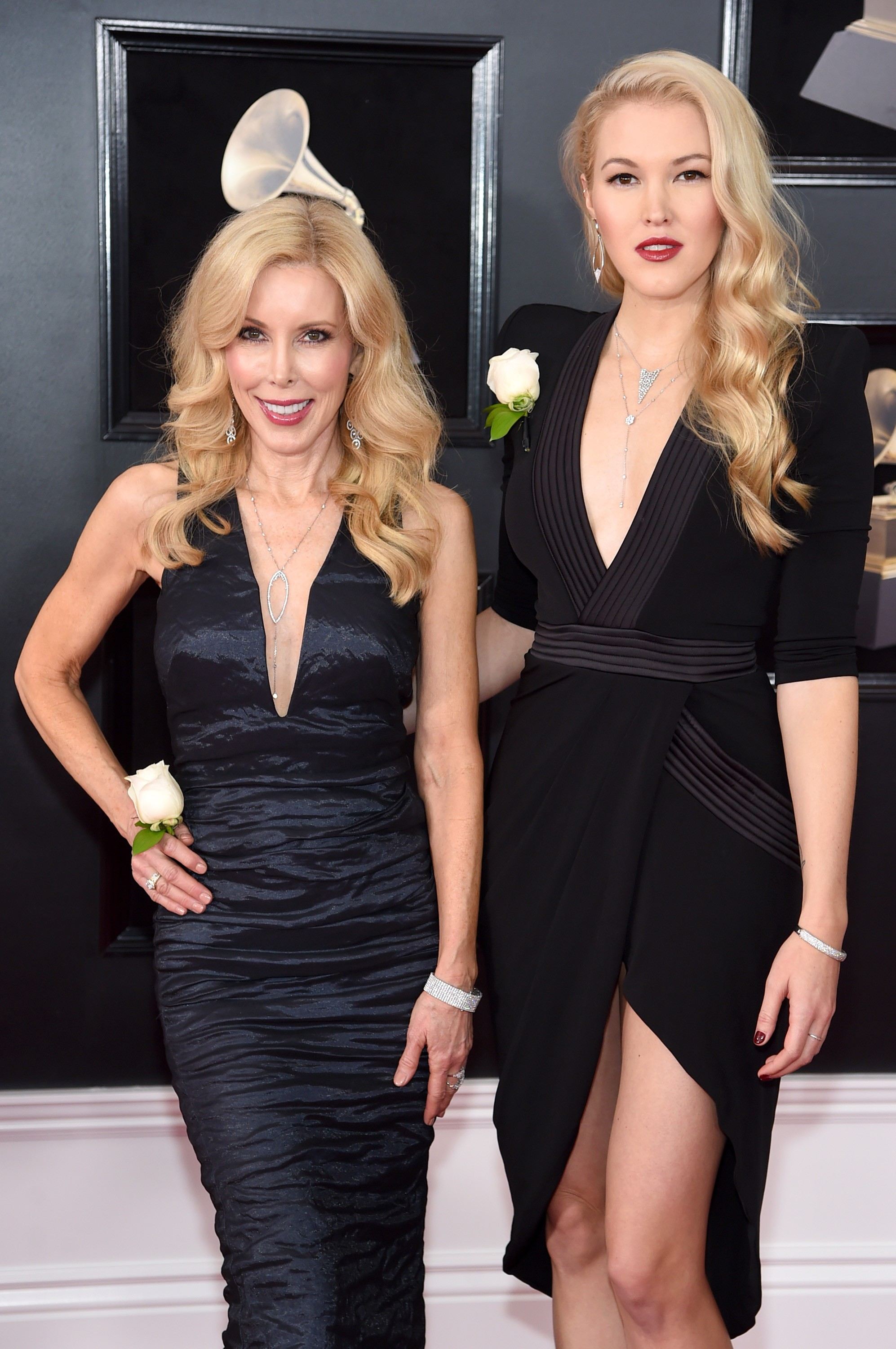 Kimberly Woolen Campbell e Ashley Campbell (Foto: Getty)