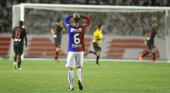 vila capanema paraná x atlético-pr (Foto: Daniel Castellano/Gazeta do Povo)