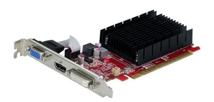Radeon HD 6450 (Foto: Divulgação) (Foto: Radeon HD 6450 (Foto: Divulgação))